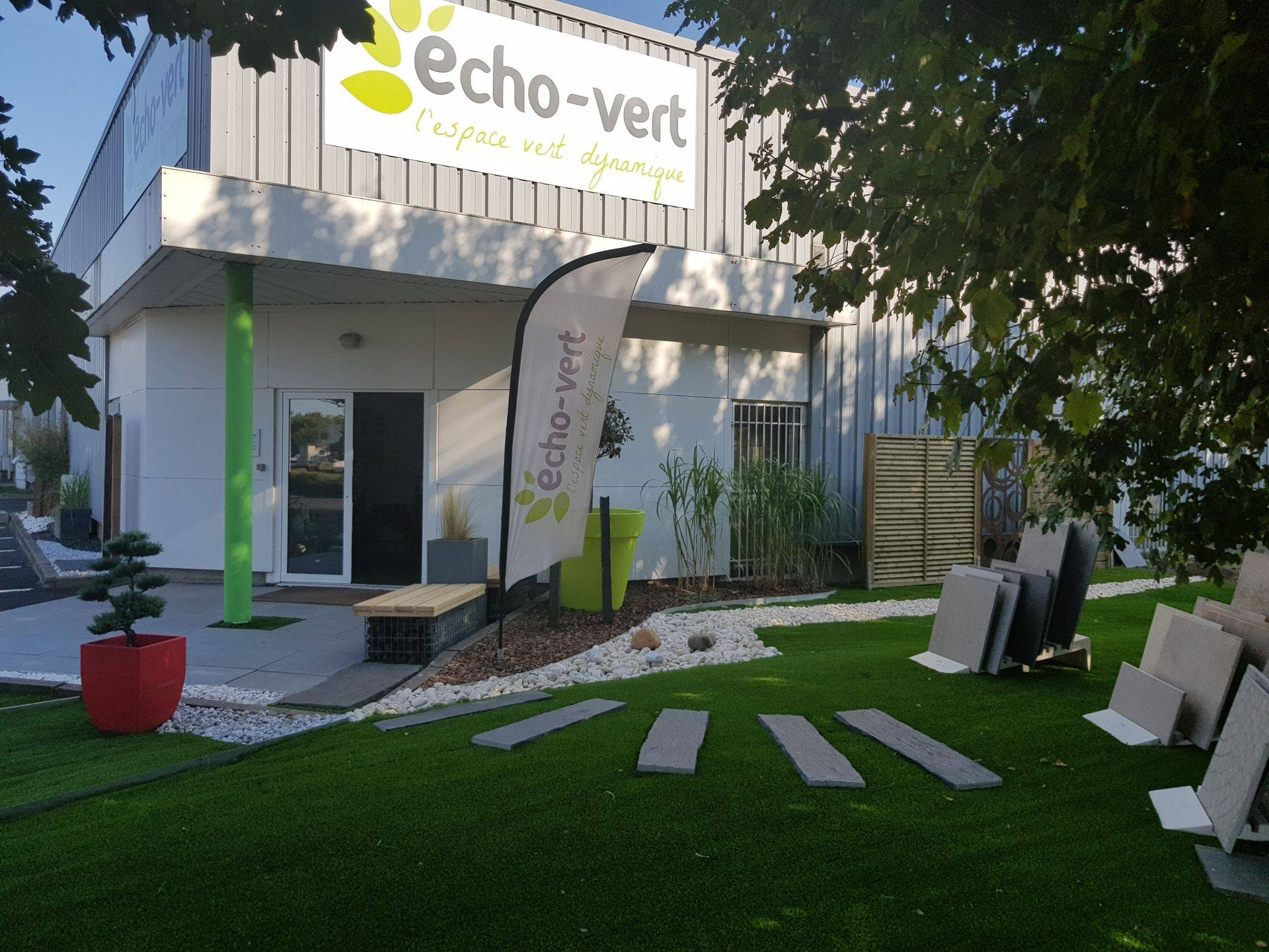 ECHO VERT RHONE ALPES : Aménagement espaces verts